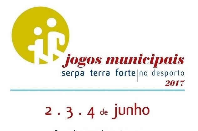 jogos municipais Serpa