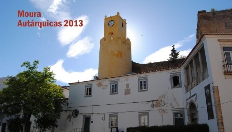 Moura Autárquicas 2013