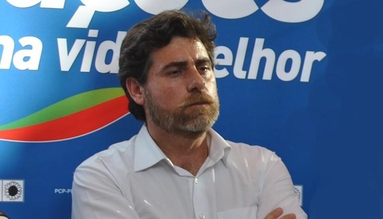 Barrancos nas preocupações de João Ramos