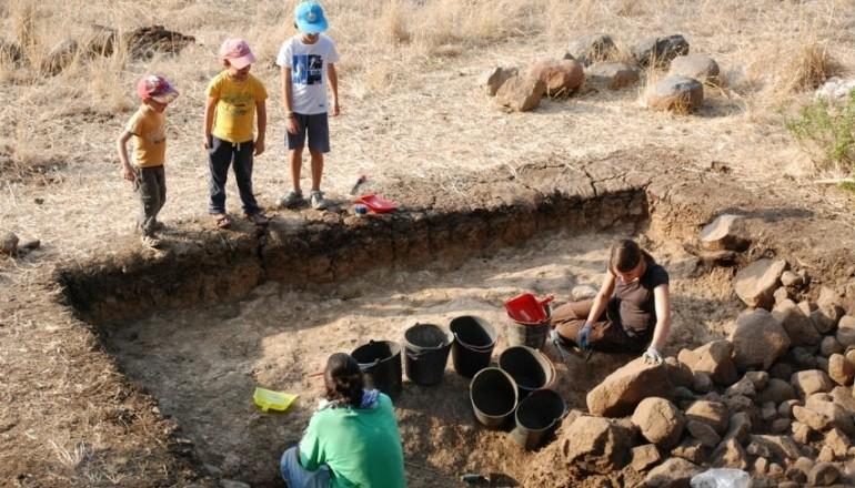 escavação Outeiro do Circo