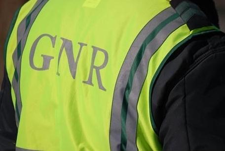Militar GNR costas