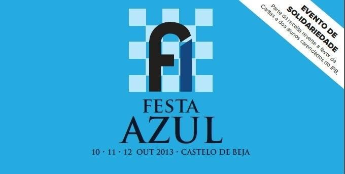 FESTA AZUL CASTELO DE BEJA