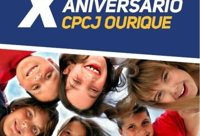 CPCJ ourique aniversário
