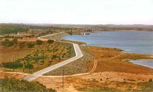 Barragem do Monte da Rocha