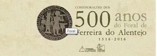 Foral Ferreira do Alentejo