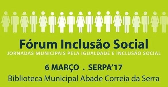 Fórum inclusão