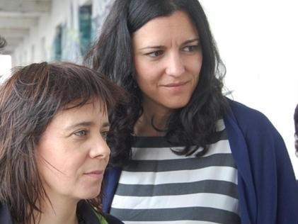 Marisa Matias e Catarina Martins