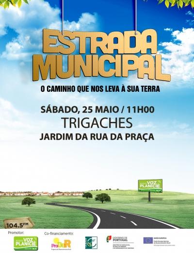 Estrada Municipal - Trigaches
