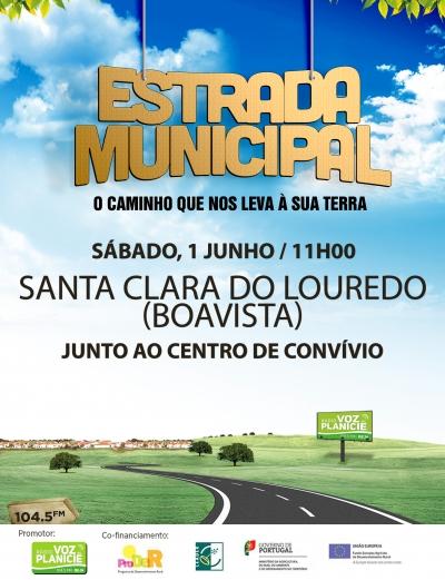 Estrada Municipal - Boavista