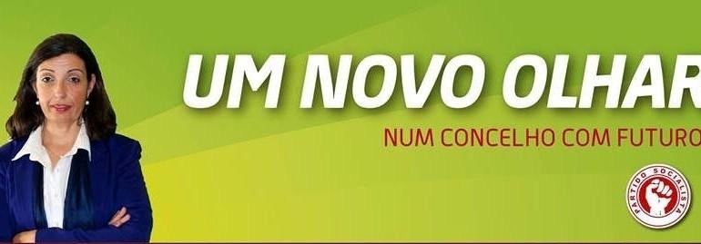 Cartaz candidatos PS CUBA autárquicas 2013