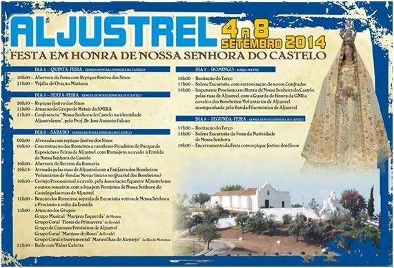 Festas em Honra de Nossa Senhora do Castelo Aljustrel