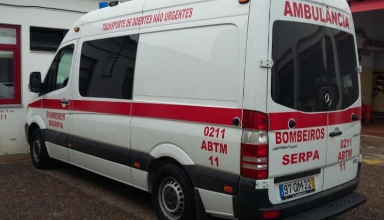 ambulância Serpa