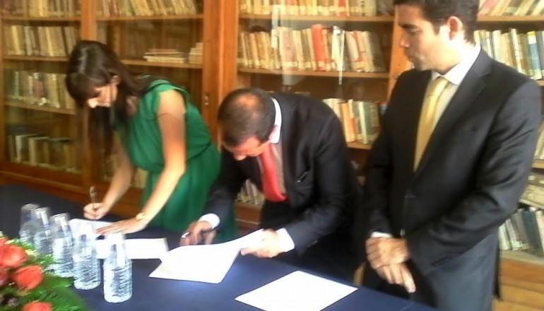 Assinatura de protocolo capricho