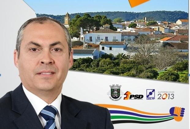 JOSÉ MALDONADO PSD VIDIGUEIRA