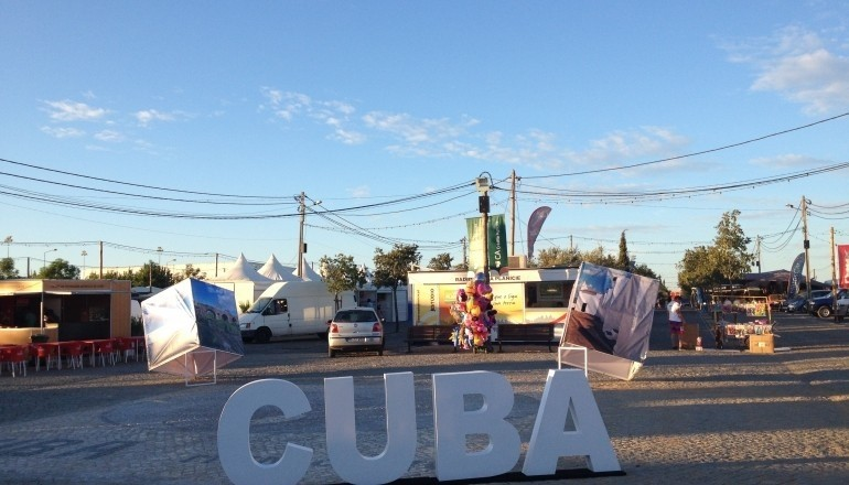 Feira de Cuba 2014