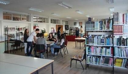 biblioteca escolar Castro Verde