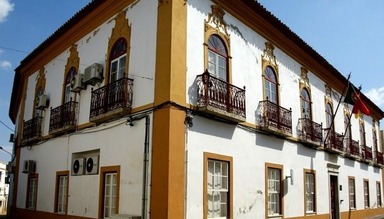 Câmara municipal Cuba