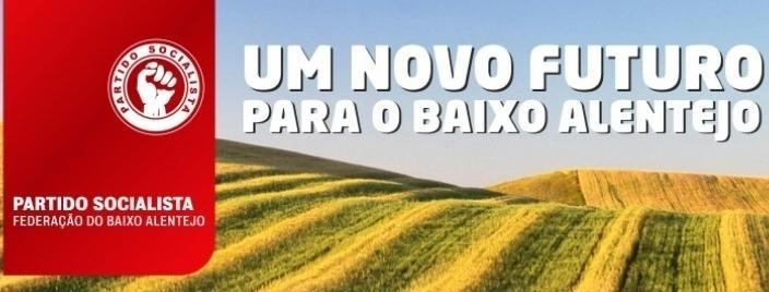 SIMBOLO DA FEDERAÇÃO DO BAIXO ALENTEJO DO PS