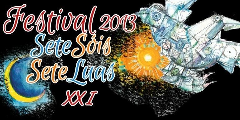 SETE SÓIS SETE LUAS 2013