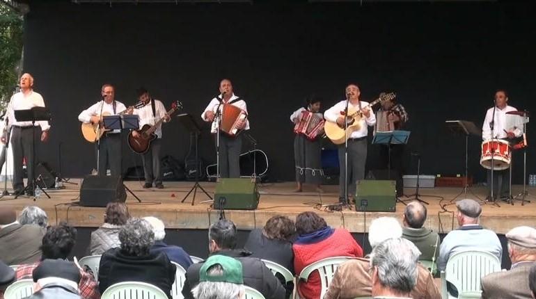 Grupo música popular Cruzeiro