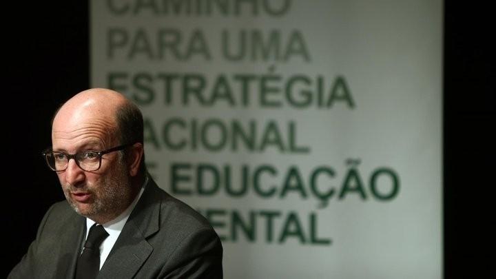 ministro do ambiente