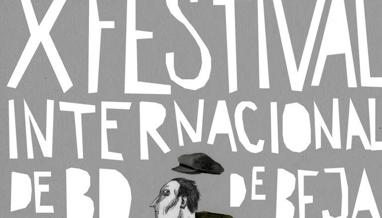 X FESTIVAL INTERNACIONAL DE BD DE BEJA