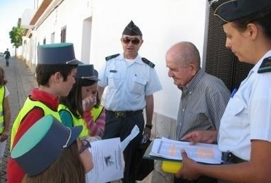 GNR acção junto dos idosos