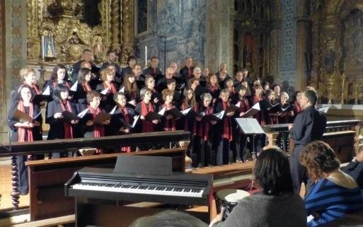 coro polifónico de Castro Verde