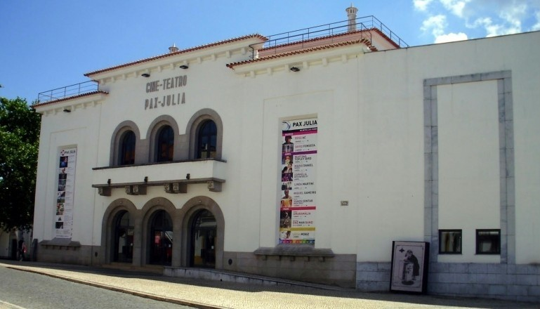 PAX JULIA TEATRO MUNICIPAL DE BEJA