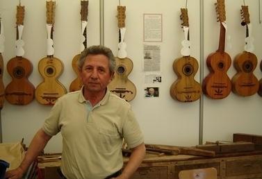 artesão Daniel Luz
