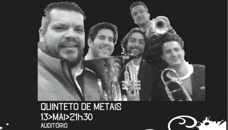 QUINTETO DE METAIS CRBA