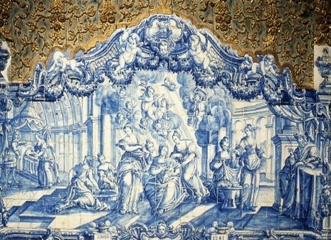 azulejos Museu Beja
