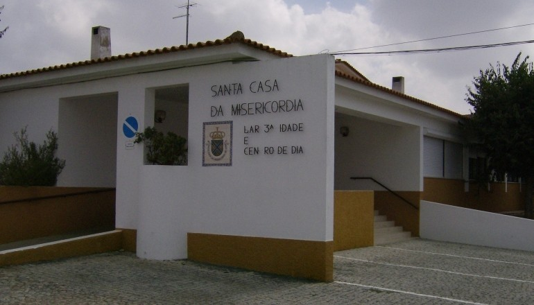 SANTA CASA DA MISERICÓRDIA DE CUBA