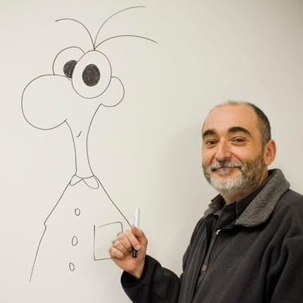 Cartoon de Luís Afonso