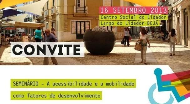 seminário sobre acessibilidades em Beja