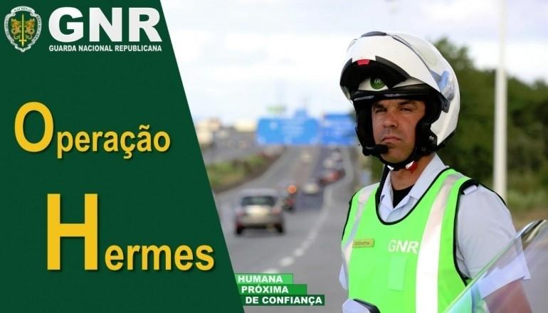 Hermes operação GNR