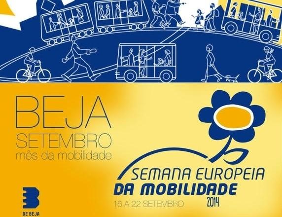 semana mobilidade 2014 Beja