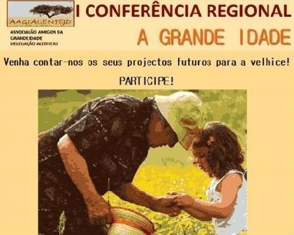Grande Idade é tema de conferência
