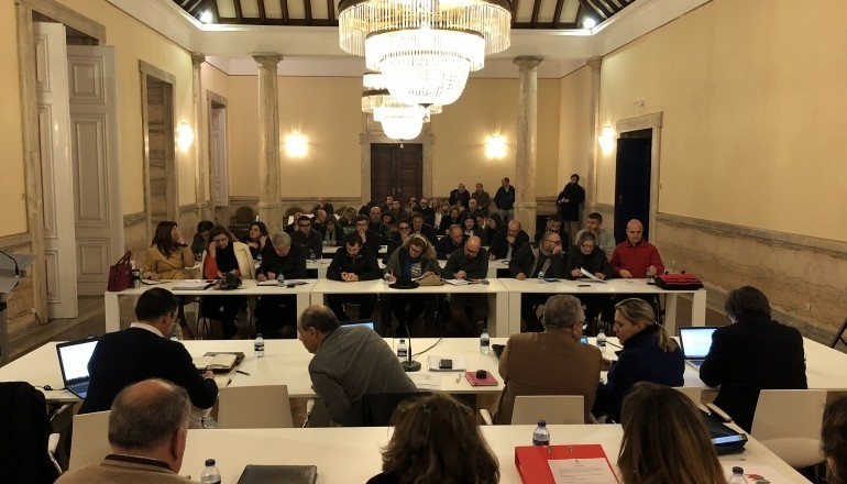 Assembleia Municipal Beja 2018