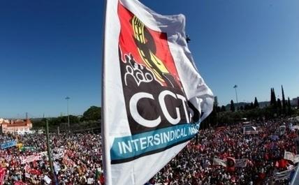 Manifestação da CGTP-IN