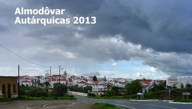 Autárquicas 2013 - Almodôvar