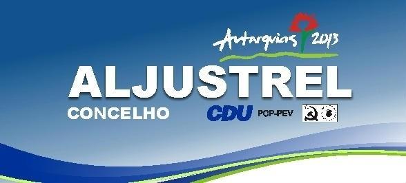 CARTAZ CDU AUTÁRQUICAS CDU 2013