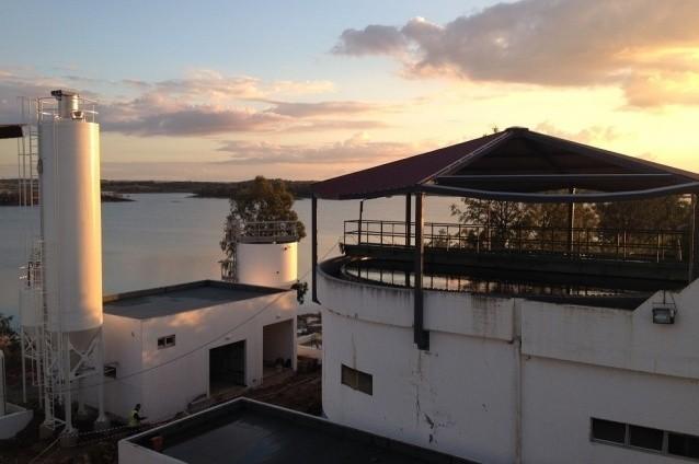 ETA Barragem Monte da Rocha