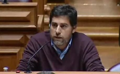 João Ramos-Parlamento