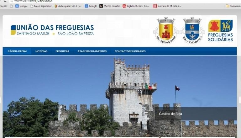 Site Santiago maior