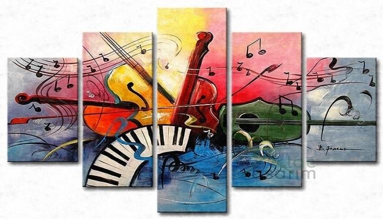 Pintura e Musica