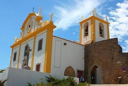 Igreja Matriz Santiago do Cacém