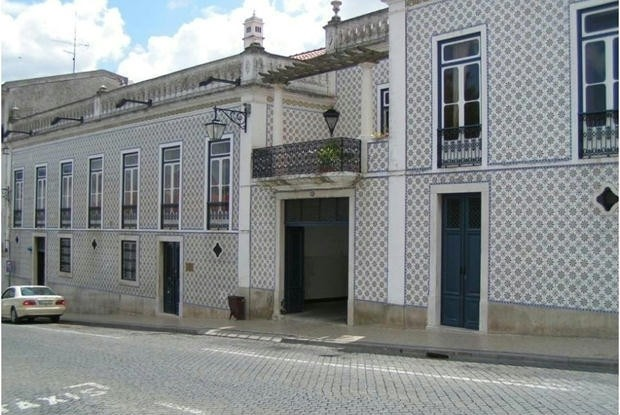 Edifício EMAS de Beja