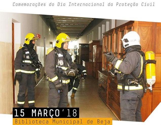 seminário protecção civil