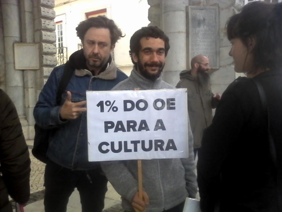 um por cento cultura